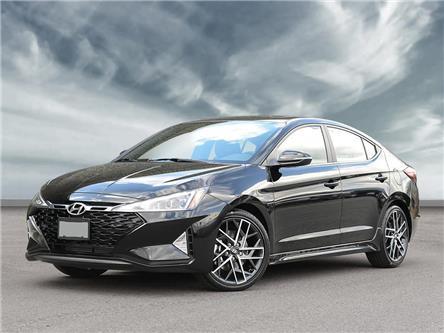 2020 Hyundai Elantra Sport (Stk: H5681) in Toronto - Image 1 of 23
