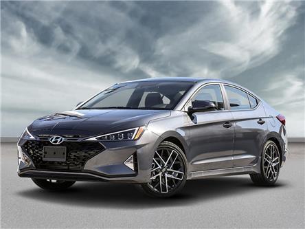 2020 Hyundai Elantra Sport (Stk: H5680) in Toronto - Image 1 of 22