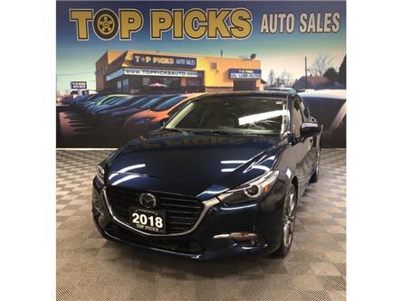 2018 Mazda Mazda3 Sport GT (Stk: 164582) in NORTH BAY - Image 1 of 27