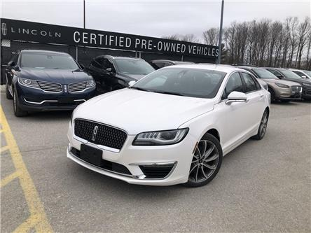 2017 Lincoln MKZ Reserve (Stk: CA20028A) in Barrie - Image 1 of 17
