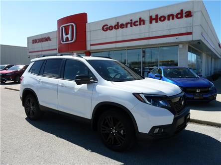 2019 Honda Passport Sport (Stk: N17619) in Goderich - Image 1 of 9