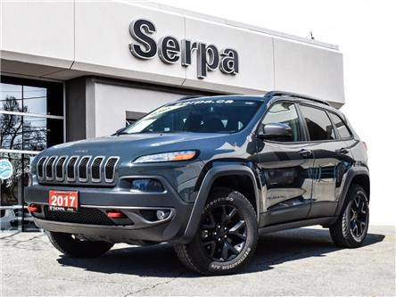 2017 Jeep Cherokee Trailhawk (Stk: P9102) in Toronto - Image 1 of 21