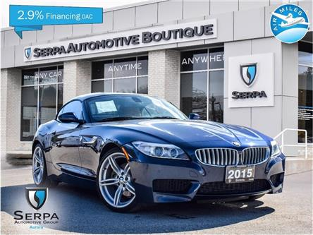 2015 BMW Z4 35i (Stk: P1393) in Aurora - Image 1 of 24