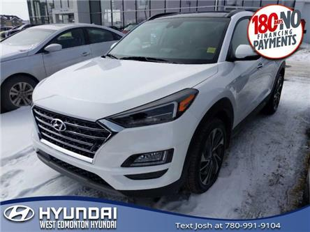 2020 Hyundai Tucson Ultimate (Stk: TC07902) in Edmonton - Image 1 of 6
