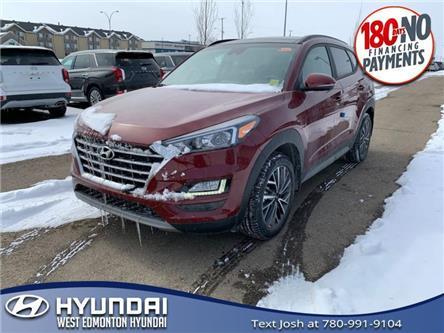 2020 Hyundai Tucson Luxury (Stk: TC04745) in Edmonton - Image 1 of 15