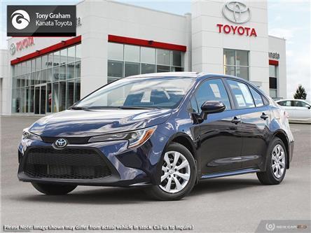2020 Toyota Corolla LE (Stk: 90431) in Ottawa - Image 1 of 24