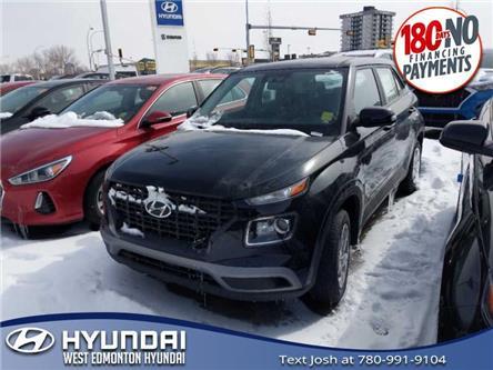 2020 Hyundai Venue ESSENTIAL (Stk: VN03393) in Edmonton - Image 1 of 6