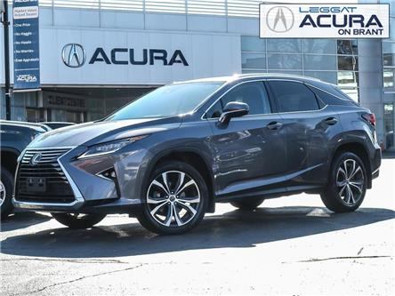 2018 Lexus RX 350 Base (Stk: 4215) in Burlington - Image 1 of 26