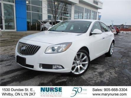 2013 Buick Regal Turbo (Stk: 20K017A) in Whitby - Image 1 of 26