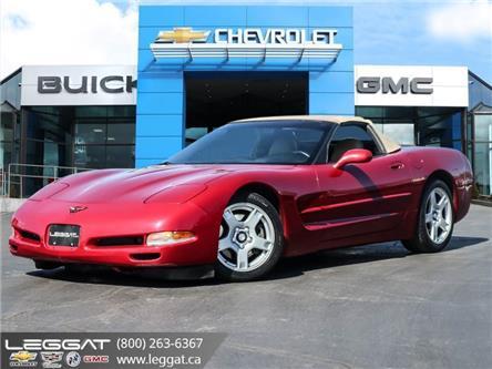 1999 Chevrolet Corvette Base (Stk: 6046K) in Burlington - Image 1 of 21