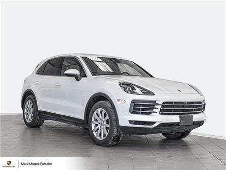 2019 Porsche Cayenne Base (Stk: 62814) in Ottawa - Image 1 of 14