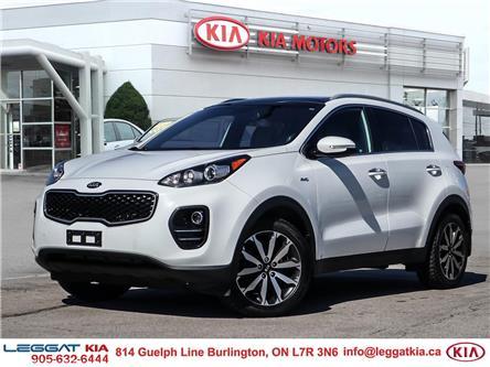 2017 Kia Sportage  (Stk: 2496) in Burlington - Image 1 of 24