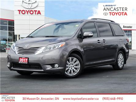 2017 Toyota Sienna  (Stk: P200) in Ancaster - Image 1 of 30