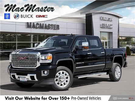 2019 GMC Sierra 2500HD Denali (Stk: 20094A) in Orangeville - Image 1 of 27