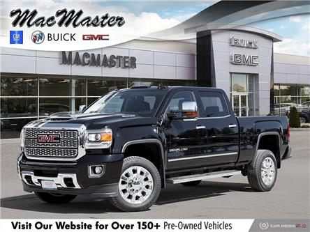 2019 GMC Sierra 2500HD Denali (Stk: B9724) in Orangeville - Image 1 of 28