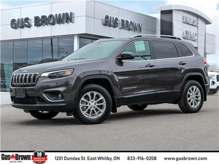 2019 Jeep Cherokee North (Stk: D175238T) in WHITBY - Image 1 of 27