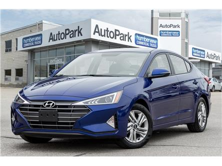 2020 Hyundai Elantra Preferred (Stk: APR7335) in Mississauga - Image 1 of 18