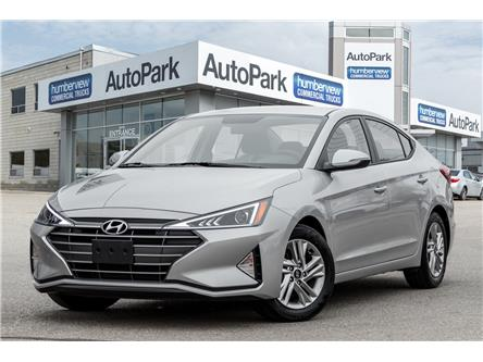 2020 Hyundai Elantra Preferred (Stk: APR8179) in Mississauga - Image 1 of 18