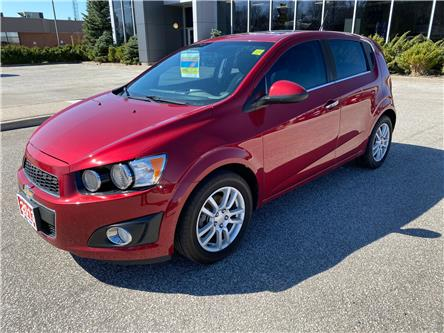 2013 Chevrolet Sonic LT Auto (Stk: M4187) in Sarnia - Image 1 of 13