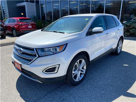 2015 Ford Edge Titanium (Stk: M4197) in Sarnia - Image 1 of 13