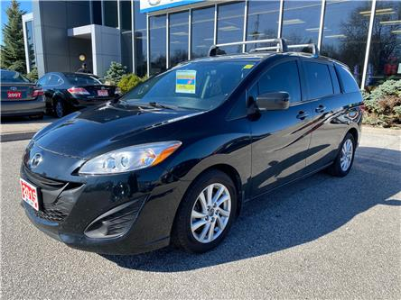 2015 Mazda Mazda5 GS (Stk: M4180) in Sarnia - Image 1 of 17