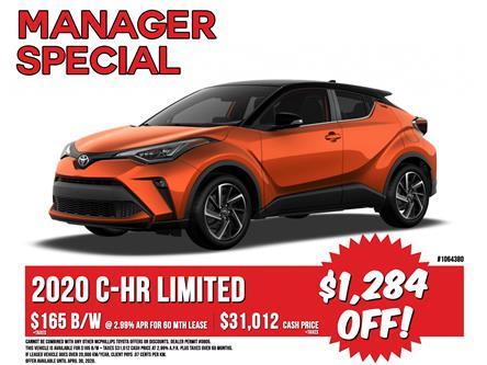 2020 Toyota C-HR Limited (Stk: 1064380) in Winnipeg - Image 1 of 19