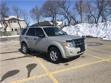 2008 Ford Escape XLT (Stk: 10090.0) in Winnipeg - Image 1 of 18