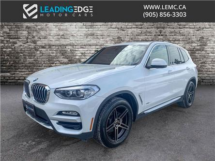 2018 BMW X3 xDrive30i (Stk: 16767) in Woodbridge - Image 1 of 20