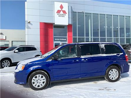 2019 Dodge Grand Caravan CVP/SXT (Stk: k999) in Edmonton - Image 1 of 12