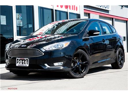 2016 Ford Focus Titanium (Stk: 20197) in Chatham - Image 1 of 27