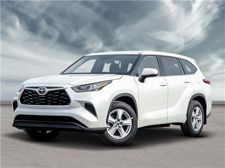 2020 Toyota Highlander LE (Stk: 20HG573) in Georgetown - Image 1 of 22