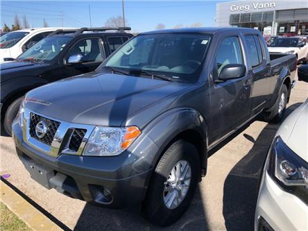 2019 Nissan Frontier SV (Stk: V0606) in Cambridge - Image 1 of 5