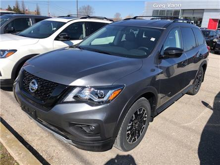 2020 Nissan Pathfinder SV Tech (Stk: W0045) in Cambridge - Image 1 of 5