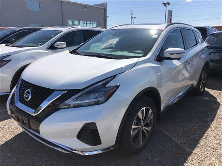 2020 Nissan Murano SV (Stk: W0070) in Cambridge - Image 1 of 5