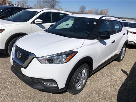 2020 Nissan Kicks S (Stk: W0135) in Cambridge - Image 1 of 5