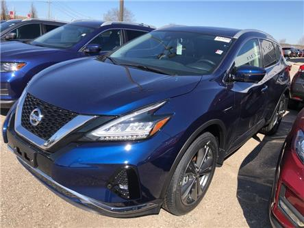 2020 Nissan Murano Platinum (Stk: W0143) in Cambridge - Image 1 of 5