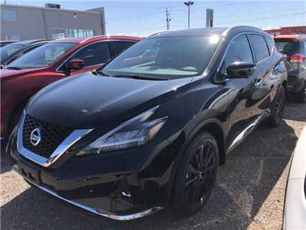 2020 Nissan Murano Platinum (Stk: W0187) in Cambridge - Image 1 of 5