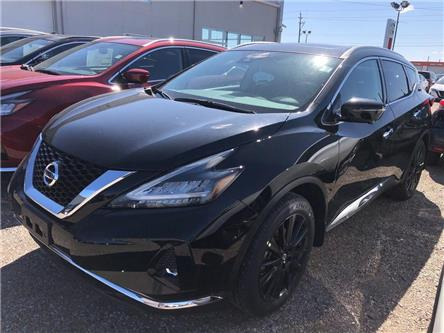 2020 Nissan Murano Platinum (Stk: W0186) in Cambridge - Image 1 of 5