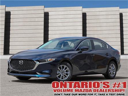 2020 Mazda Mazda3  (Stk: 85504) in Toronto - Image 1 of 23