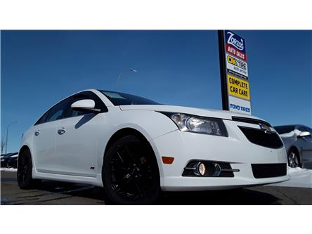 2012 Chevrolet Cruze LTZ Turbo (Stk: P680) in Brandon - Image 1 of 24