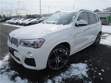 2017 BMW X3 xDrive28i (Stk: D99012) in Vaughan - Image 1 of 12