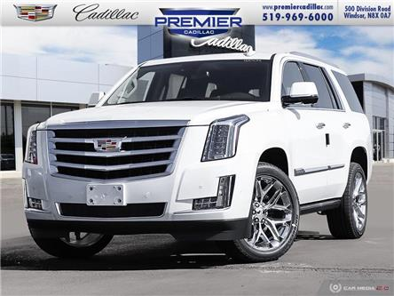 2020 Cadillac Escalade Premium Luxury (Stk: 200454) in Windsor - Image 1 of 27