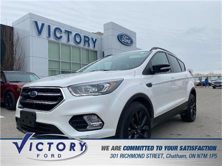 2019 Ford Escape Titanium (Stk: V10375R) in Chatham - Image 1 of 22