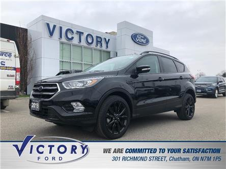 2019 Ford Escape Titanium (Stk: V10377R) in Chatham - Image 1 of 28