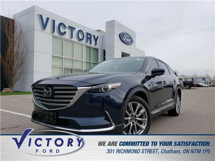2019 Mazda CX-9 GT (Stk: 19004A) in Chatham - Image 1 of 22