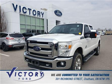 2016 Ford F-350  (Stk: V4396) in Chatham - Image 1 of 22