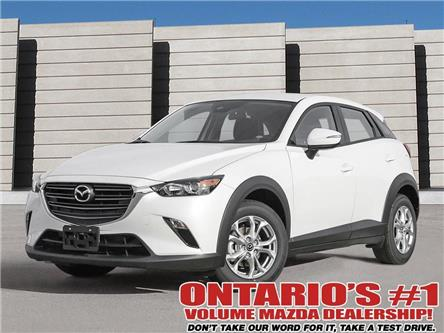 2020 Mazda CX-3 GS (Stk: 85076) in Toronto - Image 1 of 23