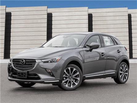 2019 Mazda CX-3 GT (Stk: 82691) in Toronto - Image 1 of 11