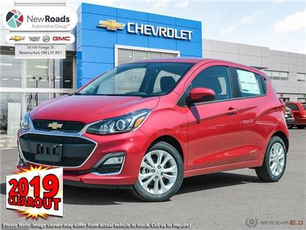 2019 Chevrolet Spark 1LT Manual (Stk: C741236) in Newmarket - Image 1 of 23