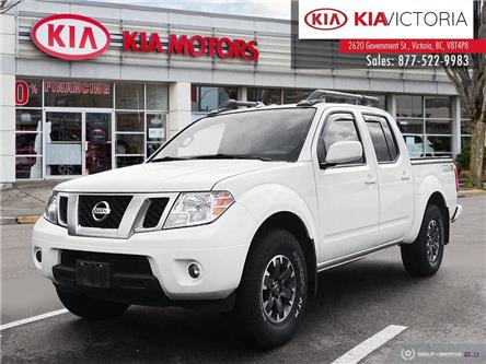 2017 Nissan Frontier PRO-4X (Stk: A1586) in Victoria - Image 1 of 25